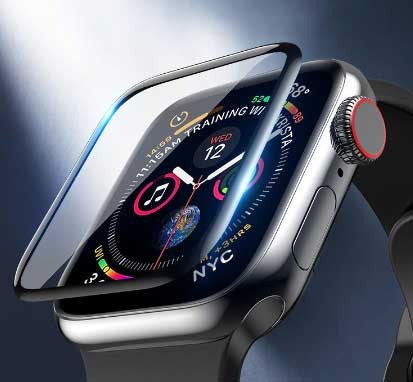 Szkło Hartowane Apple Watch Series 3 38 mm